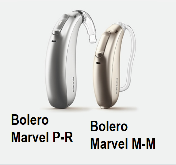 phonak bolero marvel görseli